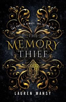 The memory thief Lauren Mansy.