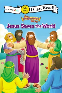 Jesus saves the world.