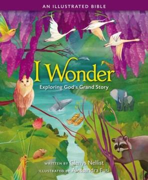 I wonder : exploring God's grand story : an illustrated Bible