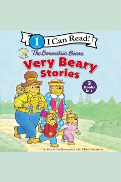 The Berenstain Bears very beary stories [electronic resource].