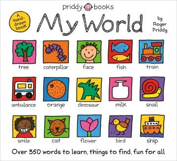 My world / A Hand-drawn Book
