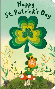 Happy St. Patrick's Day / made by Aimée Chapman, Penny Worms, and Kylie Hamley ; illustrated by Nanette Regan.