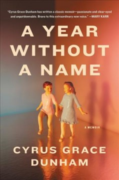 A year without a name / Cyrus Grace Dunham.