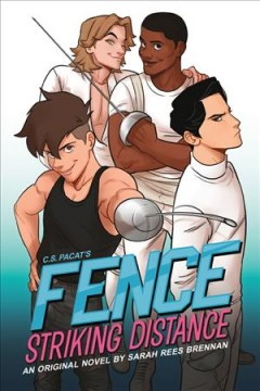 Fence: striking distance : an original novel