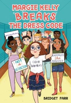 Margie Kelly breaks the dress code