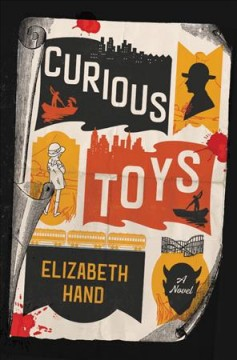 Curious toys : a novel / Elizabeth Hand.
