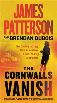 The cornwalls are gone James Patterson
