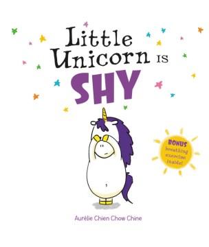 Little Unicorn Is Shy