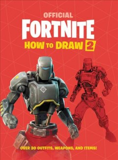 Official Fortnite How to Draw2