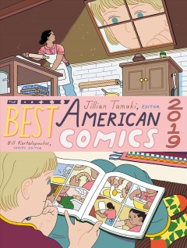 The Best American Comics 2019