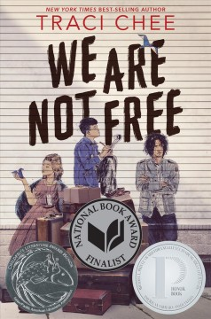 We are not free Traci Chee.