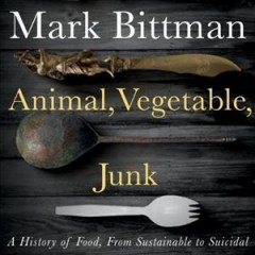 Animal, Vegetable, Junk (CD)