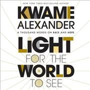 Light for the World to See (CD)