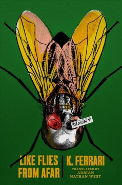 Like flies from afar / K. Ferrari ; translated from the Spanish by Adrian Nathan West.