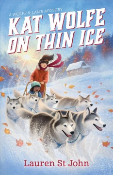 Kat Wolfe on thin ice