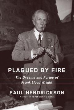 Plagued by fire : the dreams and furies of Frank Lloyd Wright / Paul Hendrickson.