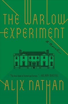 The Warlow experiment : a novel