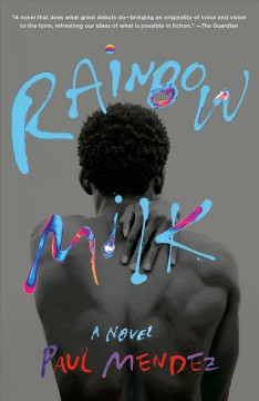 Rainbow milk Paul Mendez.