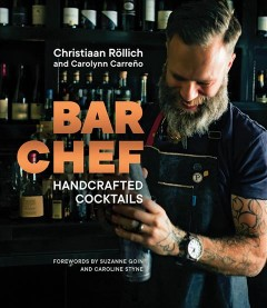 Bar chef : handcrafted cocktails