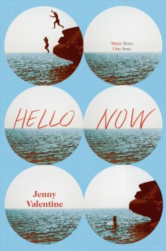 Hello now / Jenny Valentine.