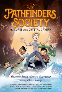The curse of the crystal cavern / The Curse of the Crystal Cavern