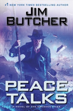 Peace talks / Jim Butcher.