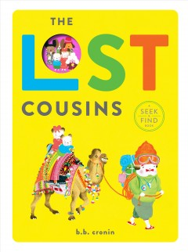 The lost cousins : a seek & find book / B.B. Cronin.