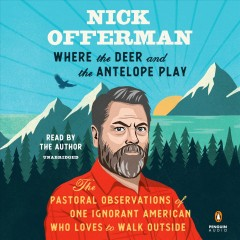 Where the Deer and the Antelope Play (CD)