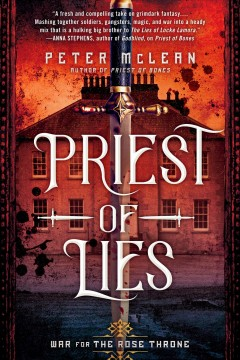 Priest of lies / Peter McLean.
