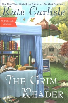 The grim reader : A bibliophile mystery