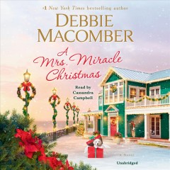 A Mrs. Miracle Christmas (CD)