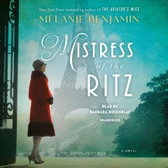 Mistress of the Ritz (CD)