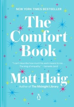 The comfort book Matt Haig.