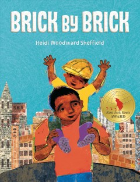 Brick by brick / Heidi Woodward Sheffield.