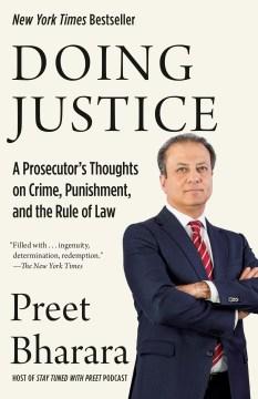 Doing justice Preet Bharara.