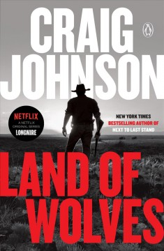 Land of wolves Craig Johnson.