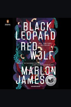 Black leopard, red wolf [electronic resource] / Marlon James.