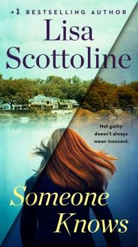 Someone knows Lisa Scottoline.