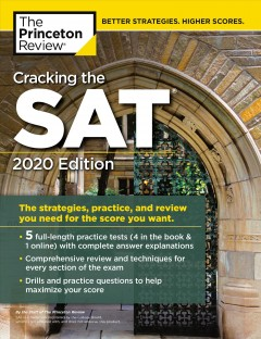 Cracking the Sat With 5 Practice Tests 2020
