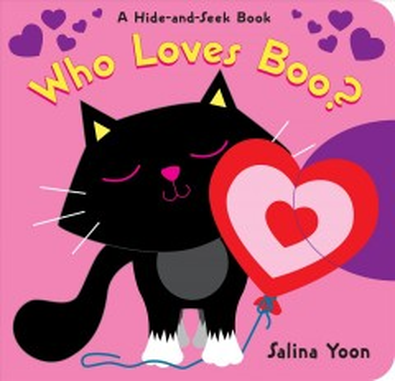 Who loves Boo? / Salina Yoon.