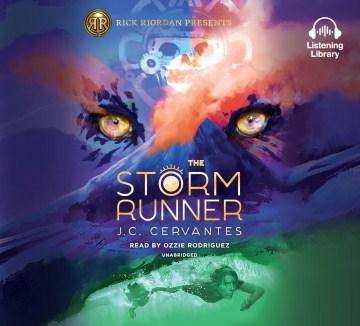 The Storm Runner (CD)