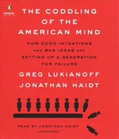 The Coddling of the American Mind (CD)