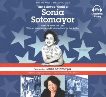 The Beloved World of Sonia Sotomayor (CD)