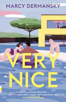 Very nice a novel / by Marcy Dermansky.