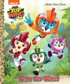 Team top wing! / adapted by Mickie Matheis ; illustrated by Shane Clester.