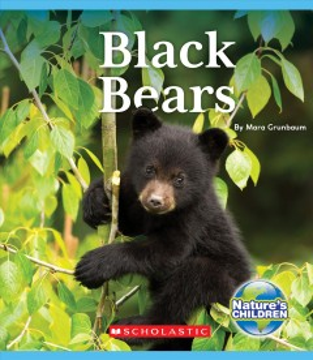 Black bears / by Mara Grunbaum.