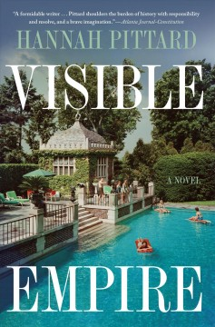 Visible empire Hannah Pittard.