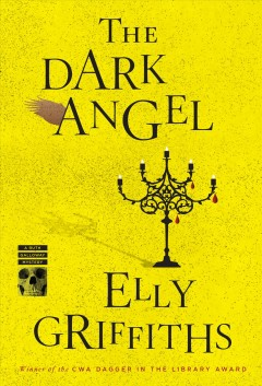 The dark angel Elly Griffiths.