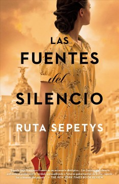 Las fuentes del silencio : una novela