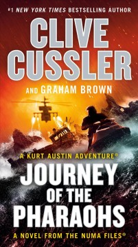 Journey of the pharaohs a novel from the NUMA files / Clive Cussler.